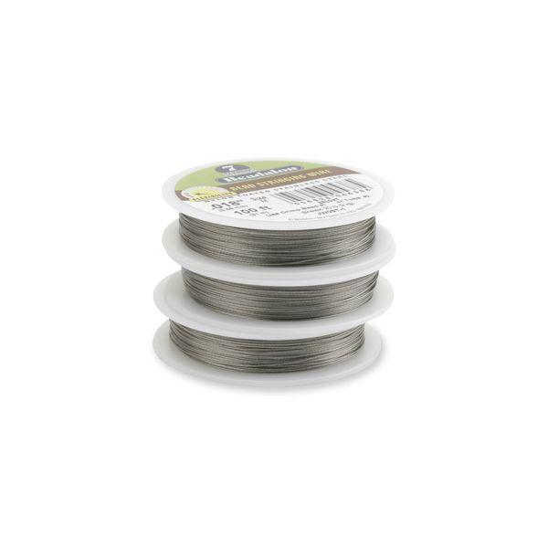7STRD WIRE .021 BRIGHT 30 (0.53 mm, 9.2 m)