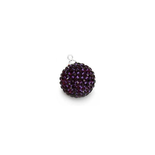 DISCOBALL AMETHYST 8 MM