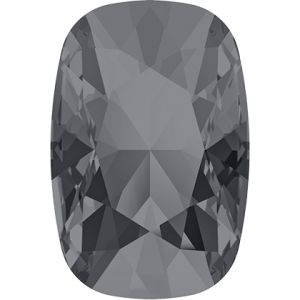 4568 MM 14,0X 10,0 CRYSTAL SILVNIGHT, Cushion Fancy Stone
