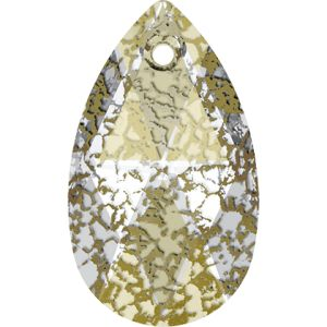 6106 MM 22,0 CRYSTAL GOLD-PAT