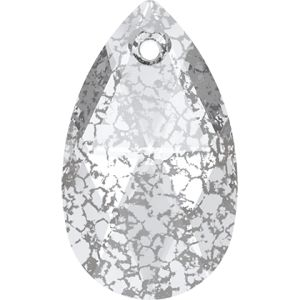 6106 MM 22,0 CRYSTAL SILVER-PAT