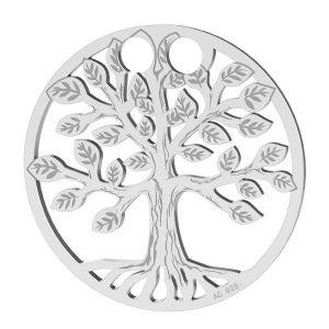 Copacul Vietii pandantiv, LK-0450 - 0,50