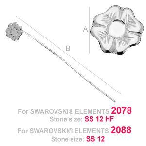PPK 001 - Floare KLA (2078 SS 12 HF & 2088 SS 12 F)