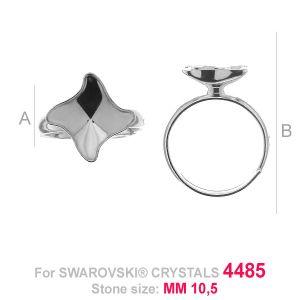 OKSV 4485 MM 10,5 - Universal ring ver.B