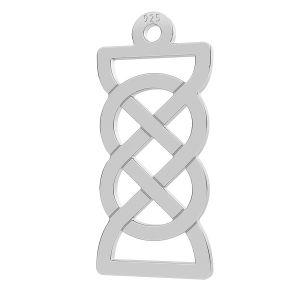 Celtic nod pandantiv, LK-0785 - 0,50