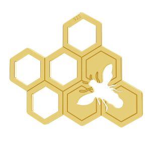 Fagure de miere pandantiv, LK-0788 - 0,50