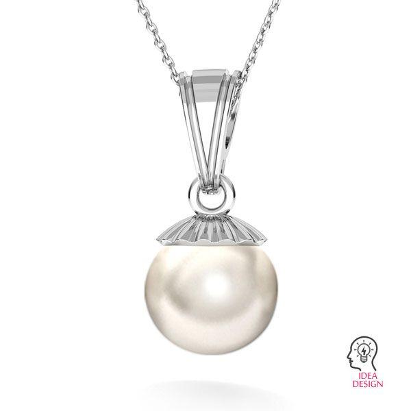 Pandantiv pentru perla - ODL-00237 (5818 MM 10)