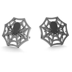 Păianjen halloween cercei, LK-1029 - 0,50