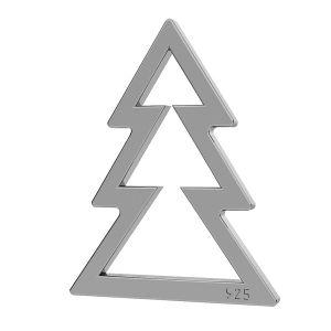 Pom de Crăciun pandantiv LK-1050 - 0,50