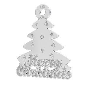 Pom de Crăciun pandantiv LK-1086 - 0,50