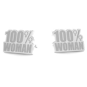 100% Woman cercei LK-1189- 0,50 - KLS