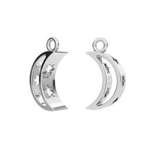 Luna pandantiv, argint 925, ODL-00303