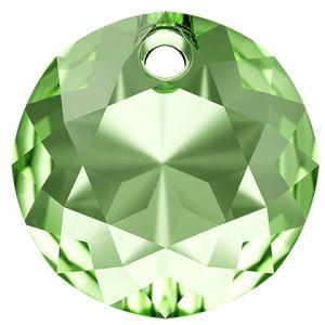 CLassic Cut Pendant, Swarovski Crystals, 6430 MM 8,0 PERIDOT