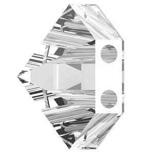 Hexagon Spike Bead, Swarovski Crystals, 5060 MM 7,5 CRYSTAL
