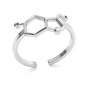 Semnul infinit inel, argint 925, ODL-00349