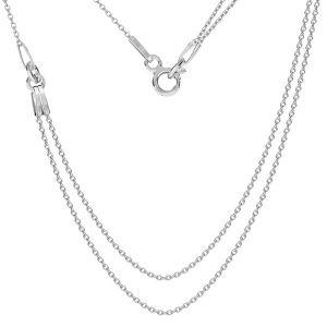 Baza pentru coliere, sterling argent, S-CHAIN 19 (A 030)