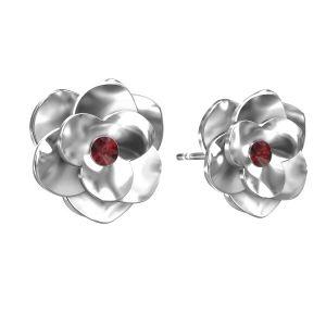 Trandafir cercei ODL-00041 KLS - SIAM