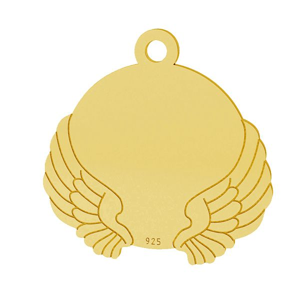 Aripi pandantiv, sterling argint 925, LK-1469 - 0,50