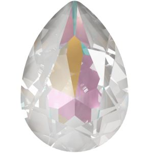 4320 MM 14,0X 10,0 CRYSTAL LTGREY_D, Pear Fancy Stone
