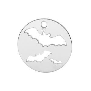 Băt pandantiv argint, LK-1561 - 0,50