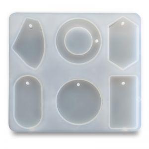 BAR PVC 3, Dopuri de cerc din silicon