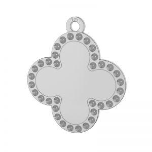 Trifoi pandantiv argint, LKM-2134 - 0,80 (1028 PP 4)