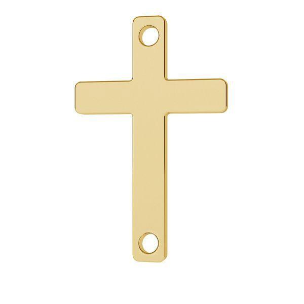 Crucifix pandantiv 14K aur LKZ-01570 - 0,30