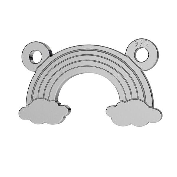 Curcubeu pandantiv, LKM-2262 - 0,50
