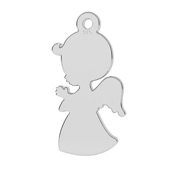 Copil, fată pandantiv, LKM-2248 - 0,50