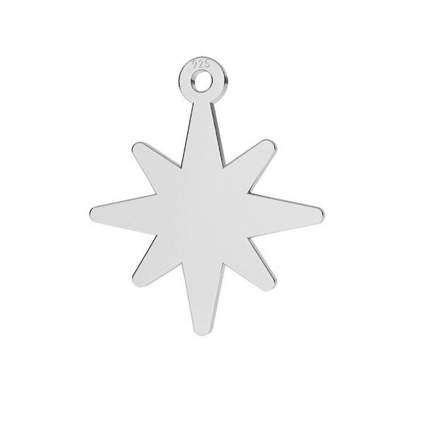 Stea pandantiv LKM-2252 - 0,50