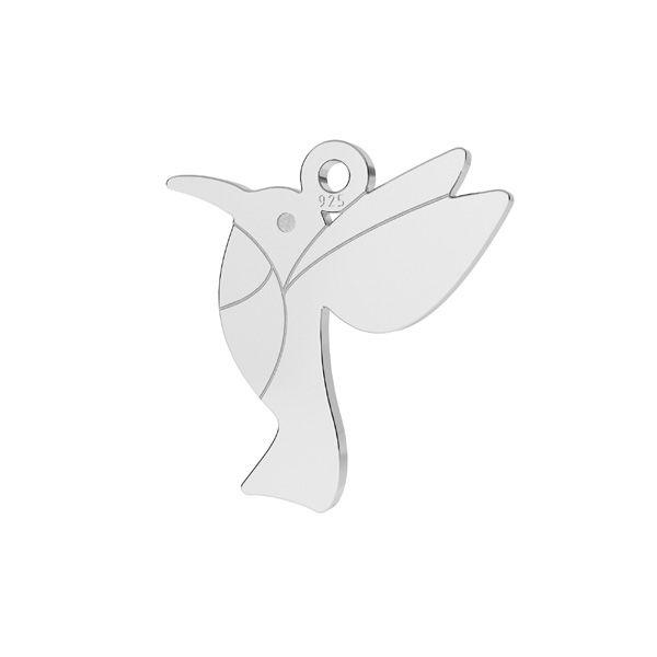 Colibri pandantiv argint, LKM-2266 - 0,50