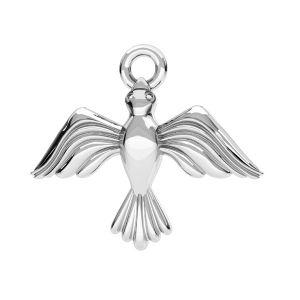 Pandantiv de pasare argint, argint 925, ODL-00608