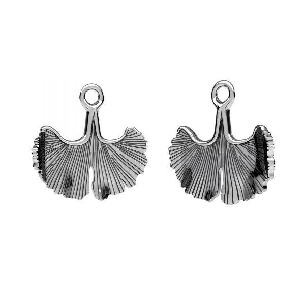 Pandantiv frunze argint 925, ODL-00629