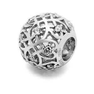 Margele rotunde*argint 925*BDS-00003
