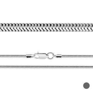 Snake lant*argint 925*CSTD 2,4 (34 cm)