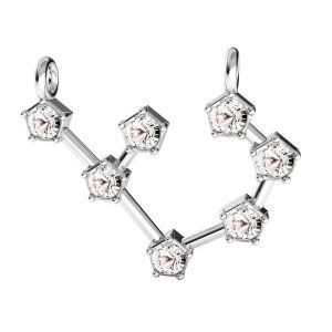Săgetător pandantiv zodiac*argint 925*ODL-00657