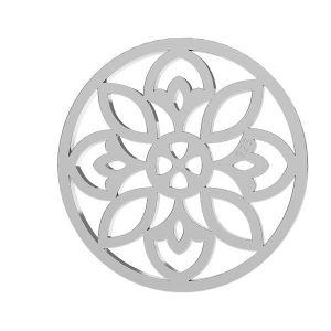 Ajurata pandantiv sterling argint, LKM-2039