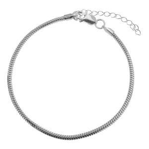 Brătară*argint 925*HAND BASE CSTD 2,4 (18 + 4 cm)