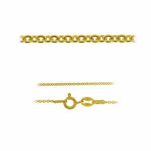 Lant de aur 585 14K*A 030 40-60 cm