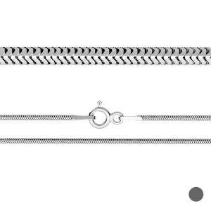 Lant - snake flexibil*argint 925*CSTD 1,6 (40 cm)