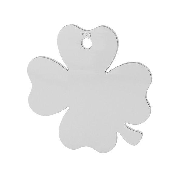 Trifoi pandantiv sterling argint, LKM-2024
