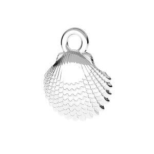 Scoica pandantiv*argint 925*ODL-00752 8,5x11 mm