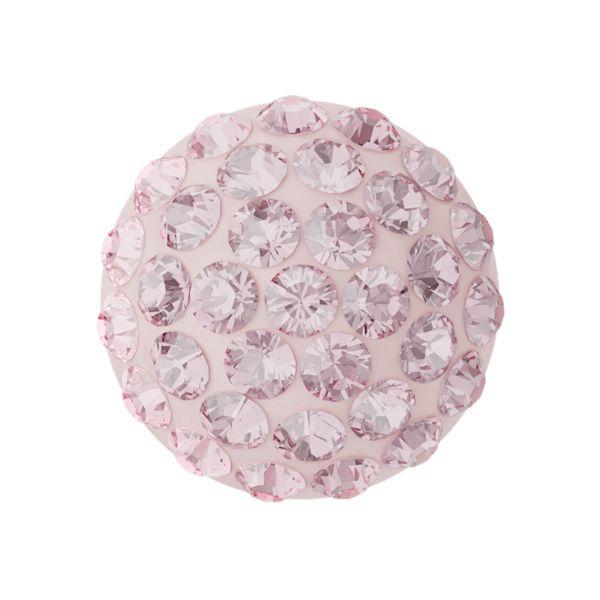 86601 MM10,0 06 223 - Cabochon Pave Light Rose