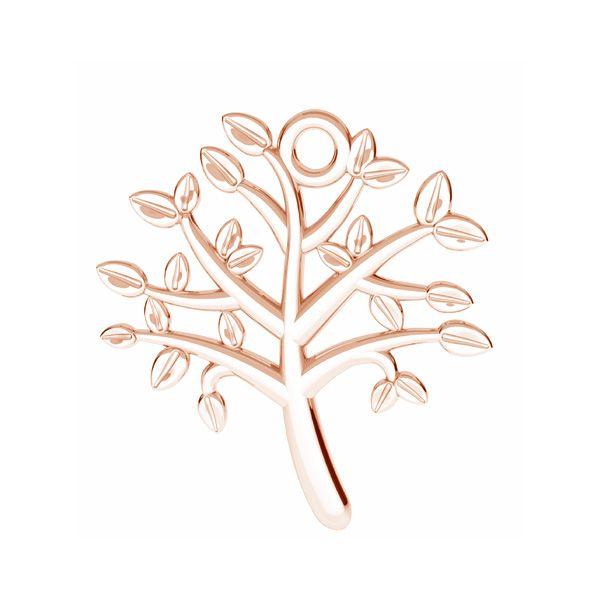 Copacul vietii pandantiv argint 925, ODL-00764 21,5x21,5 mm