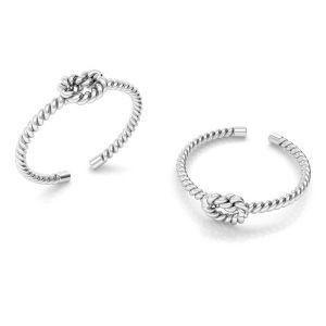 Frânghie inel argint 925, ODL-00624