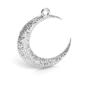 Luna pandantiv argint 925, CON 1 E-PENDANT 660 18x22 mm