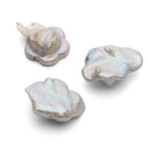 Flori perle naturale 17 mm, GAVBARI PEARLS