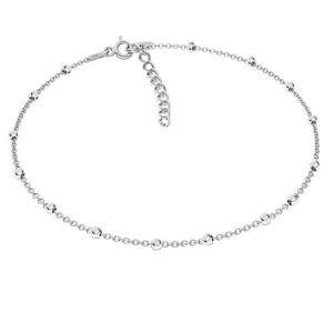 Brătară anker*argint 925*A 035 PL 2,5 25 + 4 cm