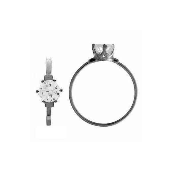 RING 01784 CRYSTAL 2x6 mm