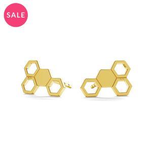 Fagure de miere cercei LK-0811 KLS - 0,50